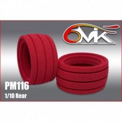 PM116 Insert 1/10 Ultra pour l'arrière (la paire)
