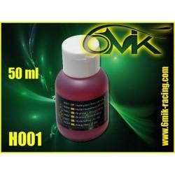 H001 Huile spéciale filtre à air mousse (50 ml) 6Mik