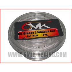 H2M Pâte silicone 6MIK 2 Millions (Spécial 4x2))