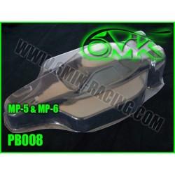 PB008 Carrosserie pour Kyosho MP-5 & MP-6