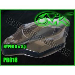 PB016 Carrosserie pour HYPER 8 /8.5