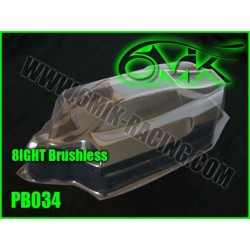 PB034 Carrosserie pour LOSI Brushless