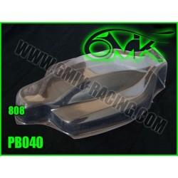 PB040 Carrosserie pour X-RAY 808 2011