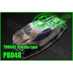 PB048 Carrosserie pour TRUGGY