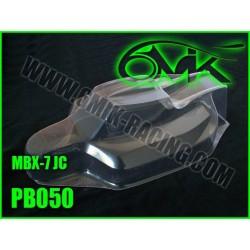 PB050 Carrosserie pour MBX-7 JC