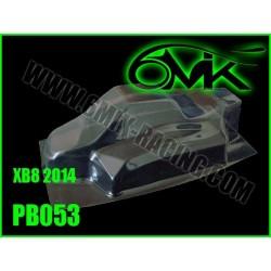 PB053 Carrosserie pour XB8 2014
