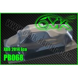 PB068 Carrosserie pour XB8 2014 ECO