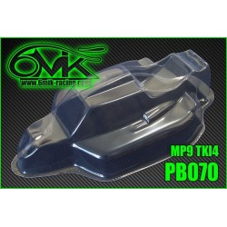 PB070 Carrosserie pour MP9 TK14