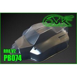 PB074 Carrosserie pour RADIOSISTEMI RR8 V2