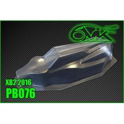 PB076 Carrosserie 1/10 pour X-Ray XB-2 2016