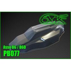 PB077 Carrosserie 1/10 pour Asso B6/B6D 2016