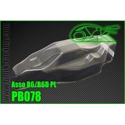 PB078 Carrosserie 1/10 pour Asso B6/B6D PL