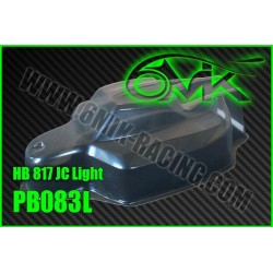 PB083L Carrosserie pour HB D815 / 817 « JC Light»