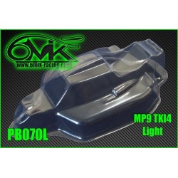 PB070L Carrosserie pour Kyosho MP9 TKI 4 Light