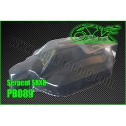 PB089 Carrosserie pour SERPENT SRX8