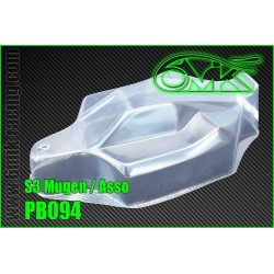 PB094 Carrosserie pour Associated RC8 3.0 « S3 »