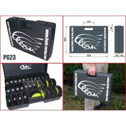 PG23 Valise de rangement pour pneus (16 paires)