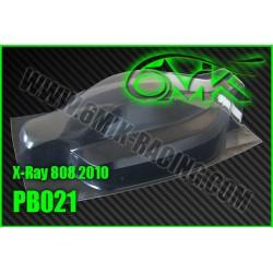 PB021 Carrosserie pour X-Ray 808 2010