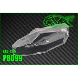PB099 Carrosserie 1/10 pour Xray XB2-C 19