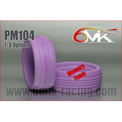 "PM104 Inserts 1/8TT haute performance ""OPTIMA"" (la paire)"