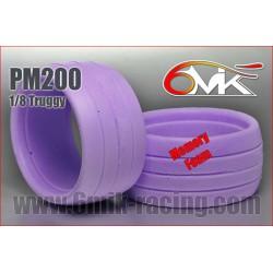 PM200 Inserts 1/8 Truggy (la paire)