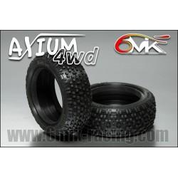 """T107 Pneus """"AXIUM"""" Avt 4x4 Indoor"""