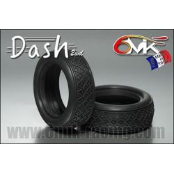 """T109 Pneus """"DASH"""" 2wd"""