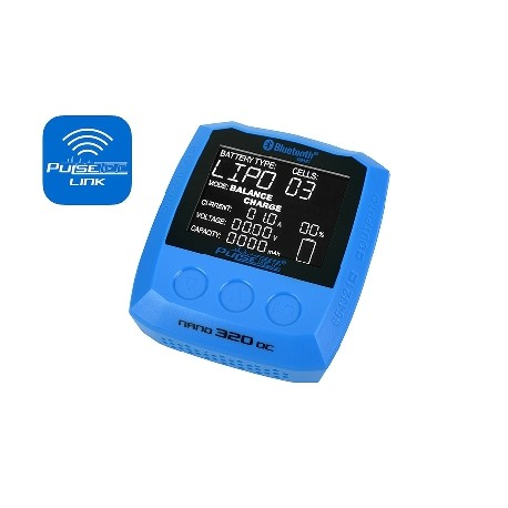 PC-020-003 Pulsetec - Charger - Nano 320 - Pulse Link App