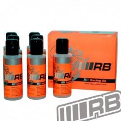 HRC34X34045O FPV Racing Propellers - 3-blades - Nylon Fiber - 4045 Type - ID M5 / 7mm Hub - 1x CW + 1x CCW - Orange