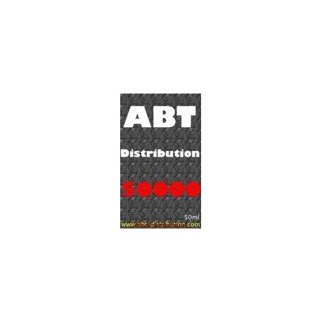 ABT050000 Huile silicone différentiel ABT 50 000 (50ml)