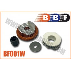 BF001W Embrayage complet White BBF