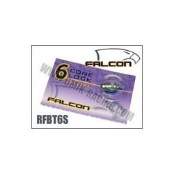 RFBT6S Bougie Turbo N°6 spécial OS