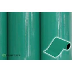 OR-27-017-025 Oracover - Oratrim - Turquoise ( Length : Roll 25m , Width : 12cm )