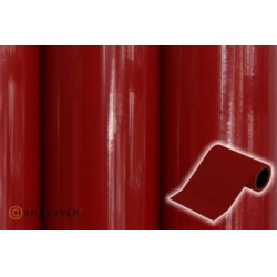 OR-27-020-025 Oracover - Oratrim - Red ( Length : Roll 25m , Width : 12cm )