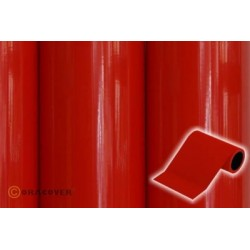 OR-27-022-025 Oracover - Oratrim - Light Red ( Length : Roll 25m , Width : 12cm )