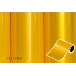 OR-27-037-025 Oracover - Oratrim - Pearl Gold Yellow ( Length : Roll 25m , Width : 12cm )