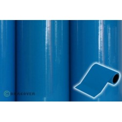 OR-27-051-025 Oracover - Oratrim - Blue Fluorescent ( Length : Roll 25m , Width : 12cm )