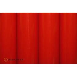 OR-31-022-010 Oracover - Oralight - Deckend Light Red ( Length : Roll 10m , Width : 60cm )