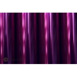 OR-321-058-010 Oracover - Air Outdoor - Transparent Violet ( Length : Roll 10m , Width : 60cm )