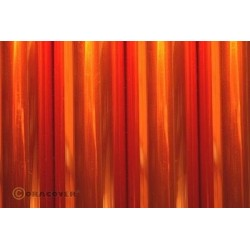 OR-321-069-010 Oracover - Air Outdoor - Transparent Orange ( Length : Roll 10m , Width : 60cm )