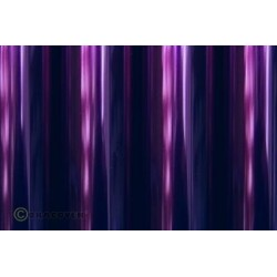 OR-321-074-010 Oracover - Air Outdoor - Transparent Blue Purple ( Length : Roll 10m , Width : 60cm )