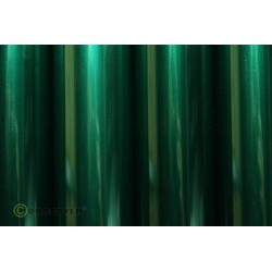 OR-321-075-010 Oracover - Air Outdoor - Transparent Green ( Length : Roll 10m , Width : 60cm )