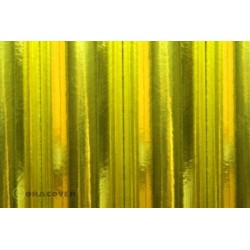 OR-321-094-010 Oracover - Air Medium - Chrome Yellow ( Length : Roll 10m , Width : 60cm )