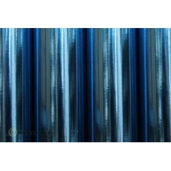 OR-321-097-010 Oracover - Air Medium - Chrome Blue ( Length : Roll 10m , Width : 60cm )