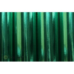 OR-321-103-010 Oracover - Air Medium - Chrome Green ( Length : Roll 10m , Width : 60cm )