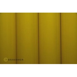 OR-322-033-010 Oracover - Air Heavy Duty - Scale Yellow ( Length : Roll 10m , Width : 60cm )