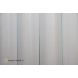 OR-331-099-010 Oracover - Air Light - Light Scale White ( Length : Roll 10m , Width : 60cm )