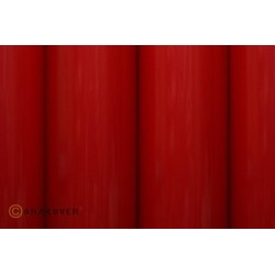 OR-40-023-010 Oracover - Easycoat - Red ( Length : Roll 10m , Width : 60cm )