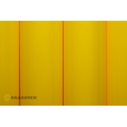 OR-40-033-010 Oracover - Easycoat - Yellow ( Length : Roll 10m , Width : 60cm )