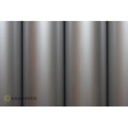 OR-40-091-010 Oracover - Easycoat - Silver ( Length : Roll 10m , Width : 60cm )